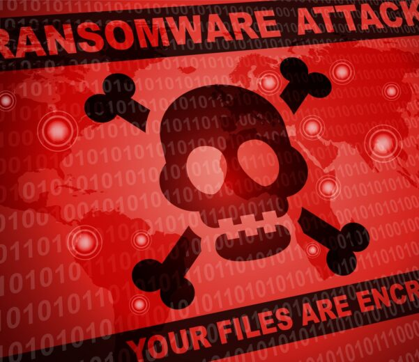 ransomware graphic