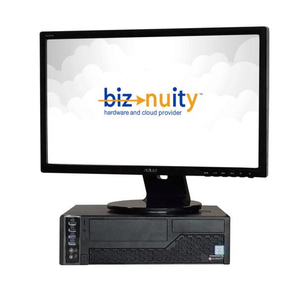 Slim business desktop