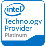 intel platinum provider badge