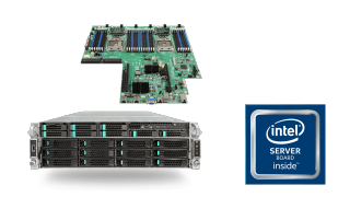 intel server board graphic